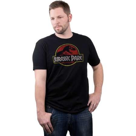 """Big & Tall Fifth Sun """"Jurassic Park"""" Graphic Tee thumb"""