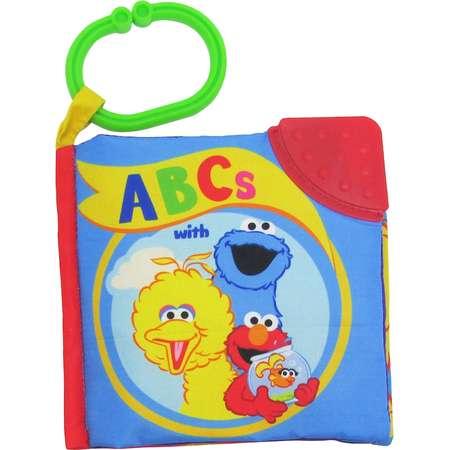 Kids Preferred Sesame Street ABC's Soft Book thumb