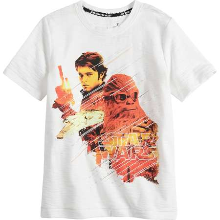Boys 4-7x Star Wars a Collection for Kohl's Chewbacca Graphic Tee thumb