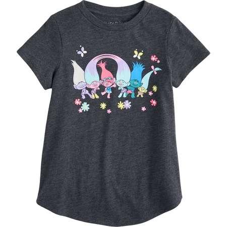 a12856eec7 Girls 4-10 Jumping Beans® DreamWorks Trolls Poppy
