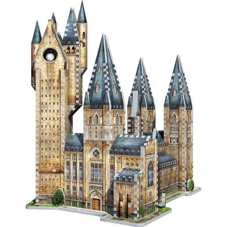 Wrebbit Harry Potter Hogwarts Astronomy Tower 875-pc. 3D Puzzle thumb