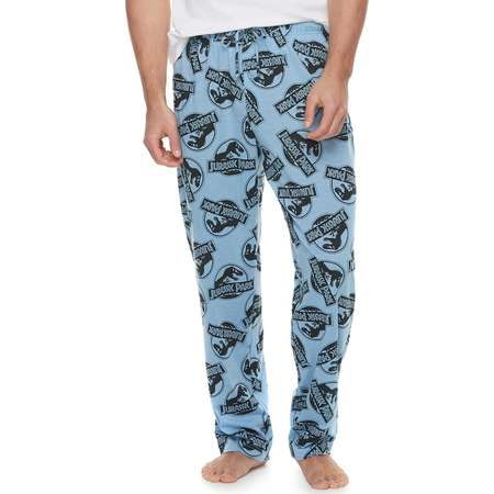 Men's Jurassic Park Lounge Pants thumb