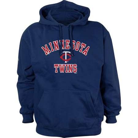 Men's Minnesota Twins Hooded Fleece thumb