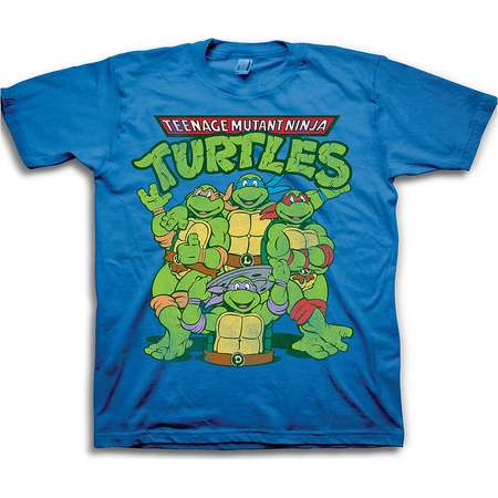 Toddler Boys Graphic Tees Teenage Mutant Ninja Turtles Graphic T-Shirt-Toddler Boys thumb