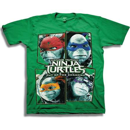 Short Sleeve Tees Teenage Mutant Ninja Turtles Graphic T-Shirt-Preschool Boys thumb