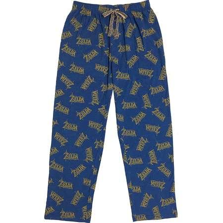 Nintendo Zelda Sleep Jersey Pajama Pants thumb