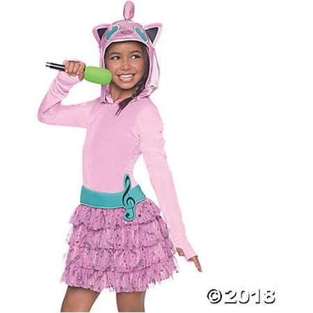 Girl's Pokemon Jiggly Puff Hoodie Dress Costume thumb