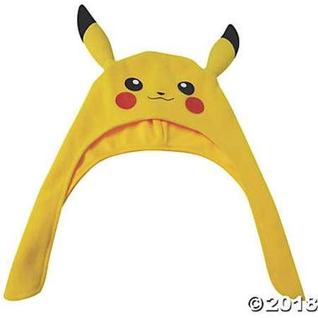 Pokemon Pikachu Beanie with Ears  thumb