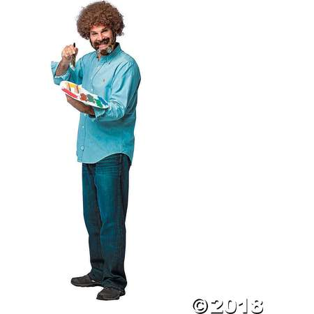 Bob Ross® Costume Kit thumb