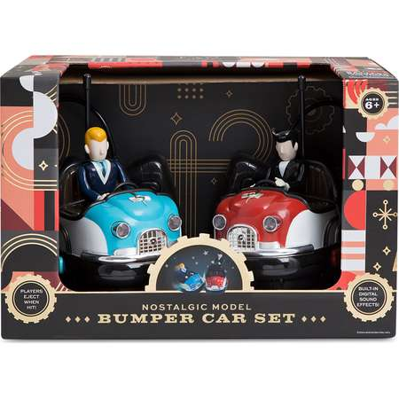 Remote Control Retro Bumper Cars thumb