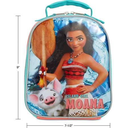 Little & Big Girls Moana Insulated Lunch Bag thumb