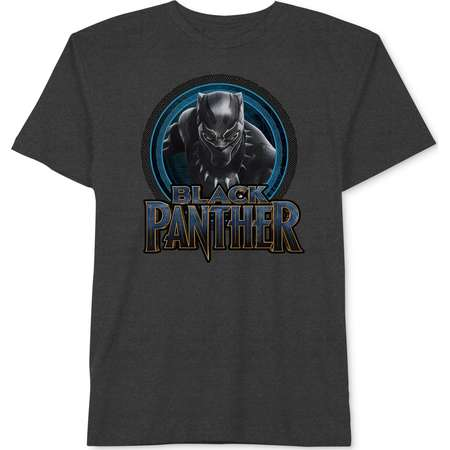 Men's Black Panther T-Shirt thumb