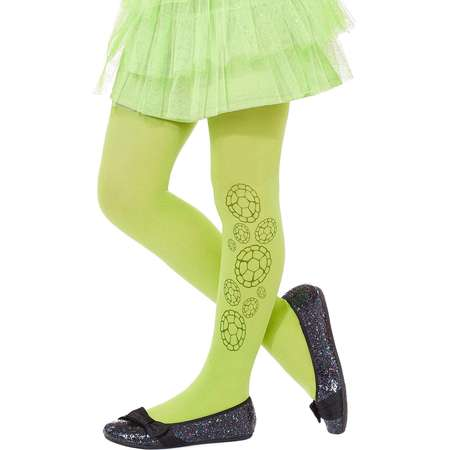 Glitter TMNT Tights - Teenage Mutant Ninja Turtles thumb
