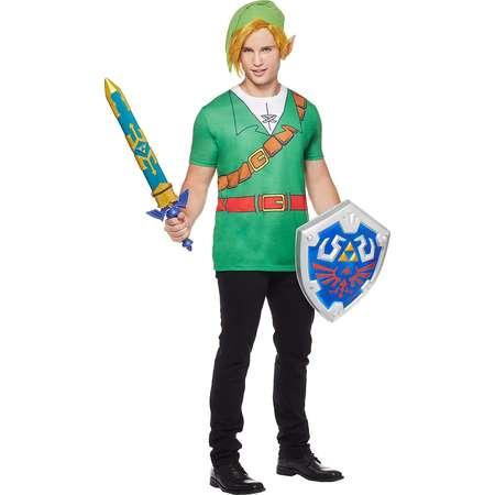 Link Tunic Shirt - The Legend of Zelda thumb