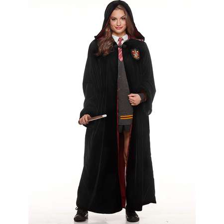Black Gryffindor Robe - Harry Potter thumb