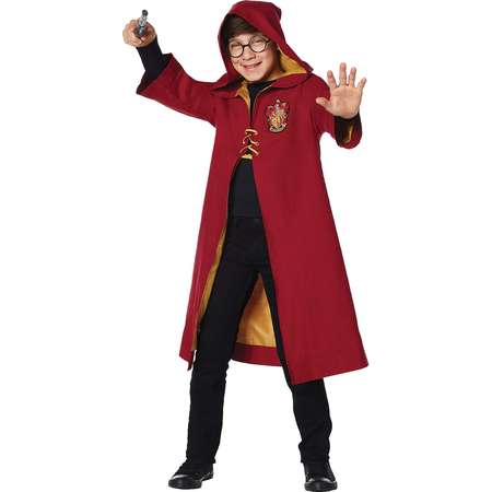 Kids Gryffindor Quidditch Robe - Harry Potter thumb