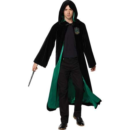 Slytherin Robe Deluxe - Harry Potter thumb