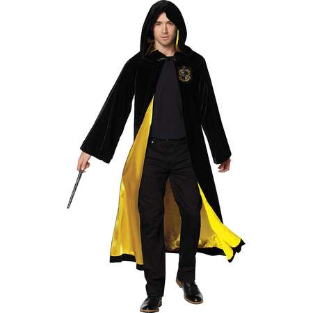 Hufflepuff Robe Deluxe - Harry Potter thumb