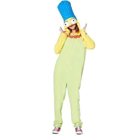 Marge Simpson Pajama Costume - The Simpsons thumb
