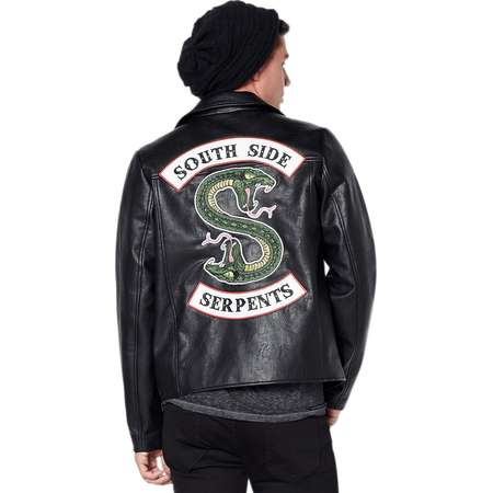 Unisex Southside Serpents Jacket – Riverdale thumb