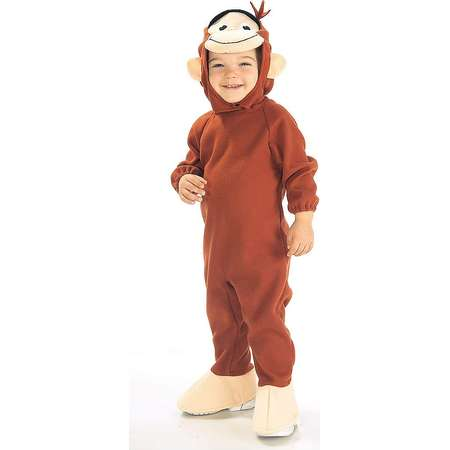 Toddler Curious George Costume - Curious George thumb