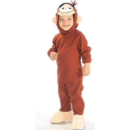 Kids Curious George Costume - Curious George thumb
