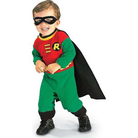 Baby Robin Costume - DC Comics Teen Titans thumb