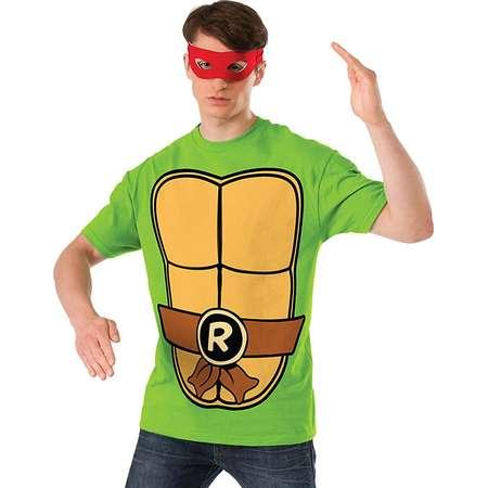 Raphael T-Shirt and Mask- Teenage Mutant Ninja Turtles thumb