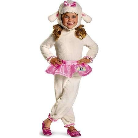 Toddler Lambie Costume - Doc McStuffins thumb